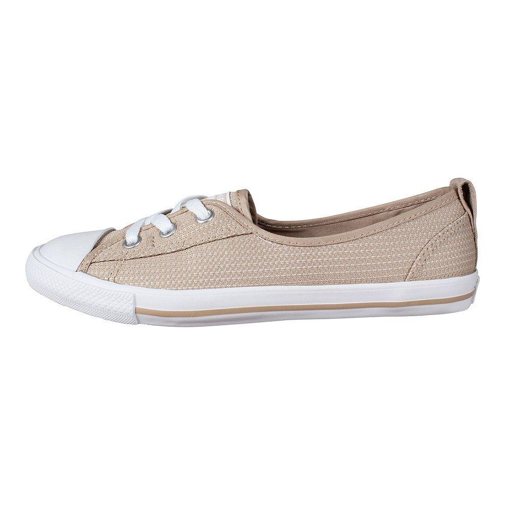adidas Damen Chuck Taylor All Star Ballet Lace OX Sneaker, Braun (Ropewhite Ropewhite), 38 EU