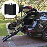 Festnight Portable Folding Mobility Pet Dog Ramp 60''