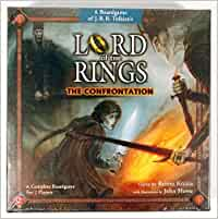 Lord Of The Rings The Confrontation Amazon