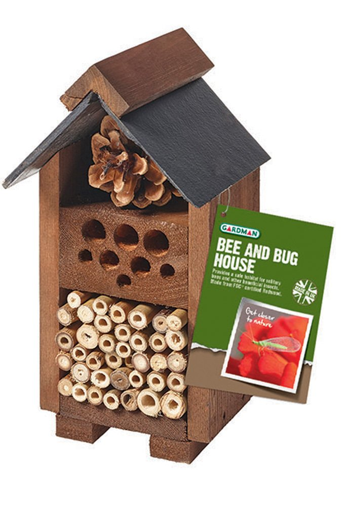 Gardman A10003 Bee and Bug House
