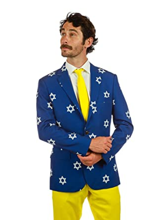Shinesty Christmas Suits.Amazon Com Shinesty Ugly Christmas Sweater Suit The Rock