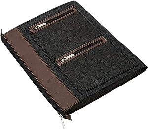 Felt 11 12.5 in Laptop Sleeve for Dell Chromebook 3100, Inspiron 3195, Latitude 3120 5285 7200 7210