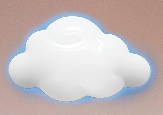 Plafoniere Per Camera Bambini : Nuvoletta lampada da parte soffitto plafoniera per camera