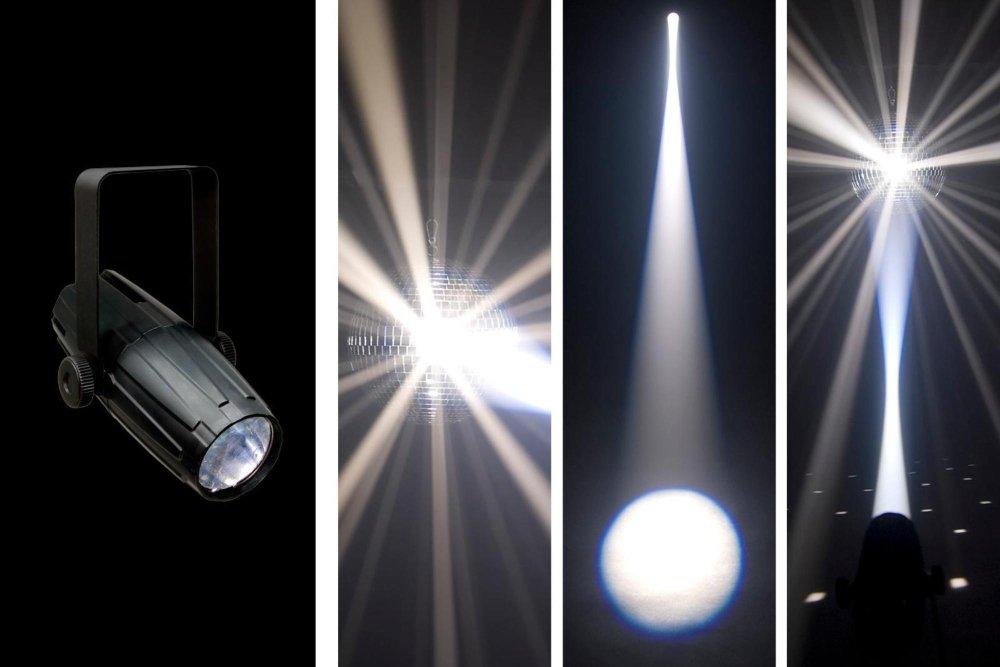 Chauvet DJ Ledpinspot2 - Luz de seguimiento LED Pinspot 2