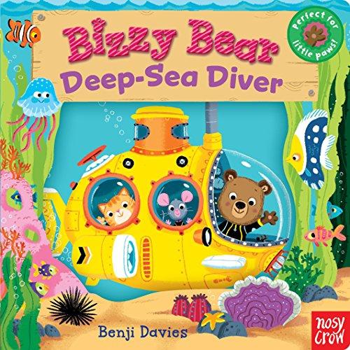 Bizzy Bear: Deep-Sea Diver (Buzzy Bear)