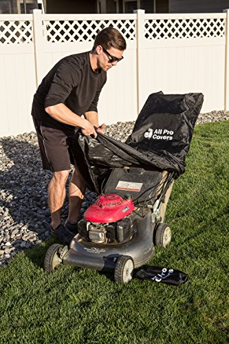 simple Push Lawn Mower Cover Covers