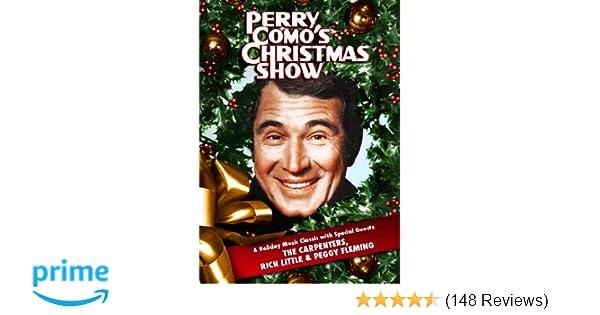 amazoncom perry comos christmas show perry como the carpenters rich little peggy fleming na movies tv - Perry Como Christmas Show