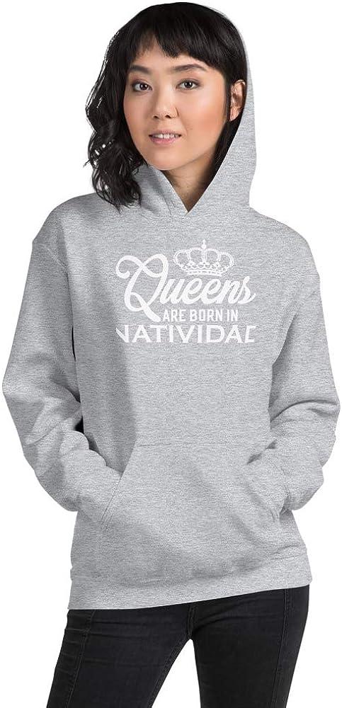Queens are Born in Natividad PF Sport Grey