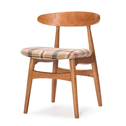 Scandinavian Office Chair Occasional Kxbymx Scandinavian Retro Chairs Simple Wooden Armchairs Office Chairs Cafe Tables And Chairs Istock Amazoncom Kxbymx Scandinavian Retro Chairs Simple Wooden