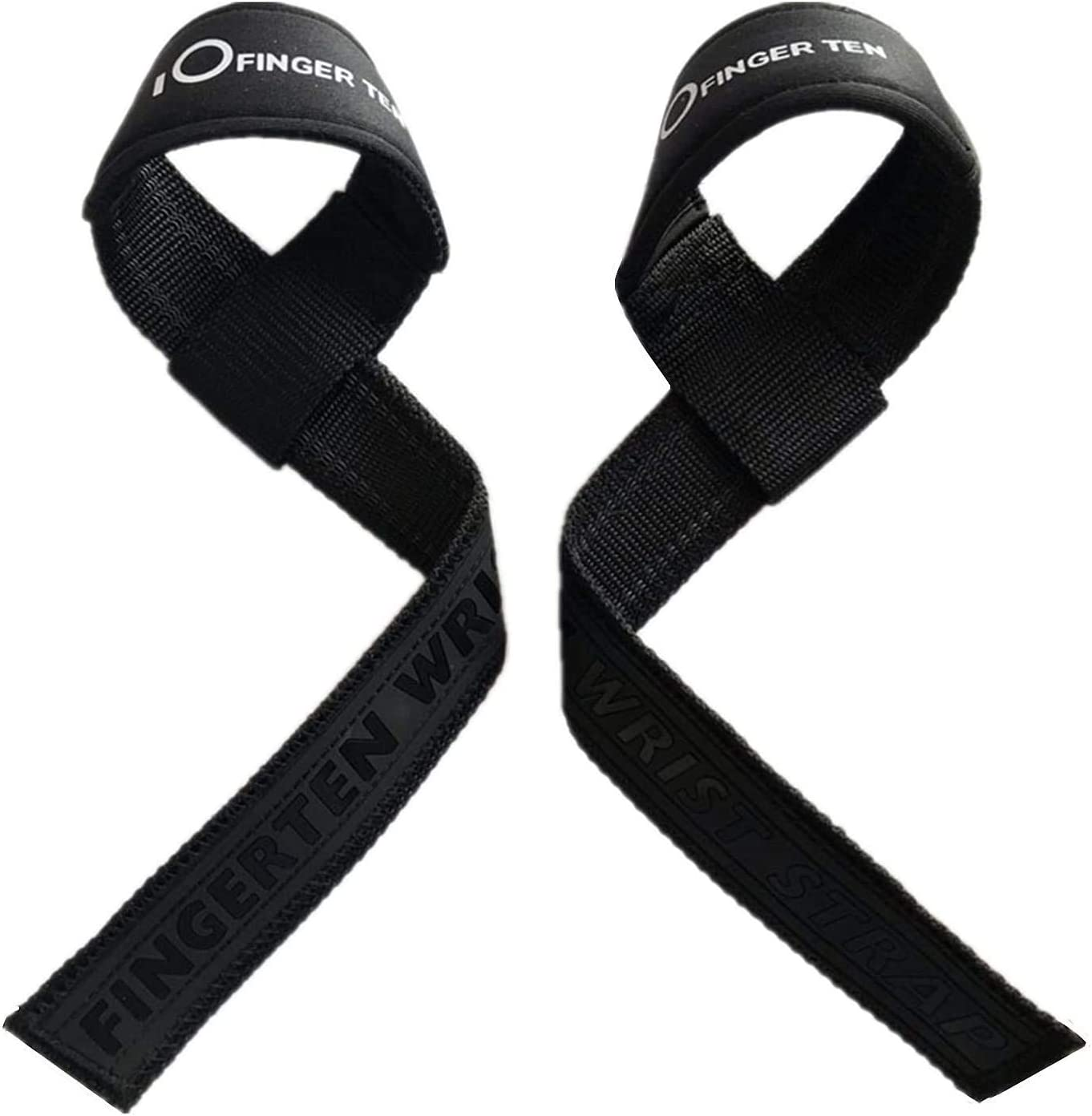 Weight LIfting Straps Wrist Support Adjustable for Men Women Value 1//2 Pair Fitness Body Squad Hand Bar Straps fit for Crossfit Training Exercise Bodybuilding Powerlifting Workout Cofortable Non Slip Grips One Size fits All