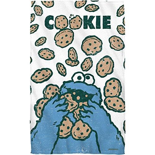 Sesame Street Cookie Crumble Beach