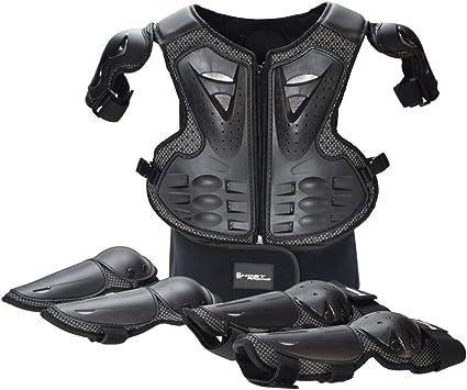 Amazon.com: LLC-POWER - Chaqueta de protección para el pecho ...
