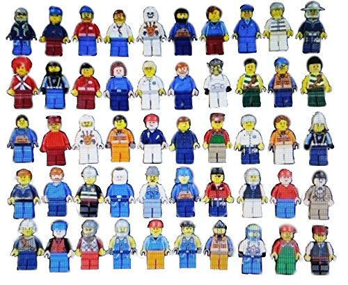 Cheap Lego Minifigures Amazon Com