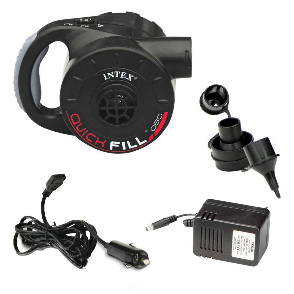 Intex Luftpumpe Quick Fill Pump mit Akku