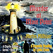 Murder at Moot Point: The Charlie Greene Mysteries, Book 1   Marlys Millhiser