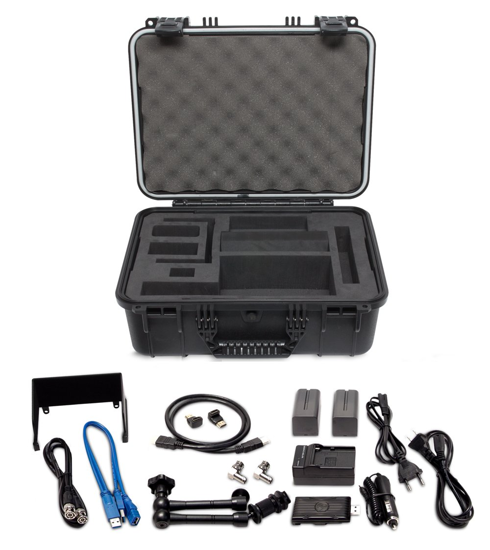 Video Devices PIX-E5/5H KIT II (Case and Accessories)