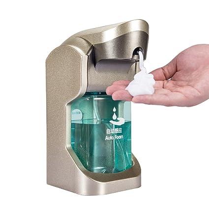 Sue Supply Smart - Dispensador de jabón de espuma para lavado a mano con sensorial automático