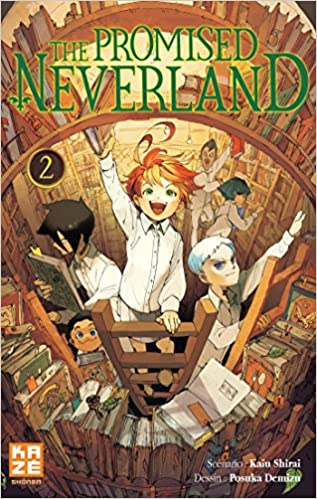 Image result for the promised neverland tome 1