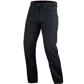 BIKERS GEAR Kevlar Stretch Denim Slim Fit pantalones ...