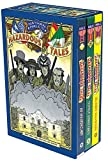 #6: Nathan Hale's Hazardous Tales' Second 3-Book Box Set