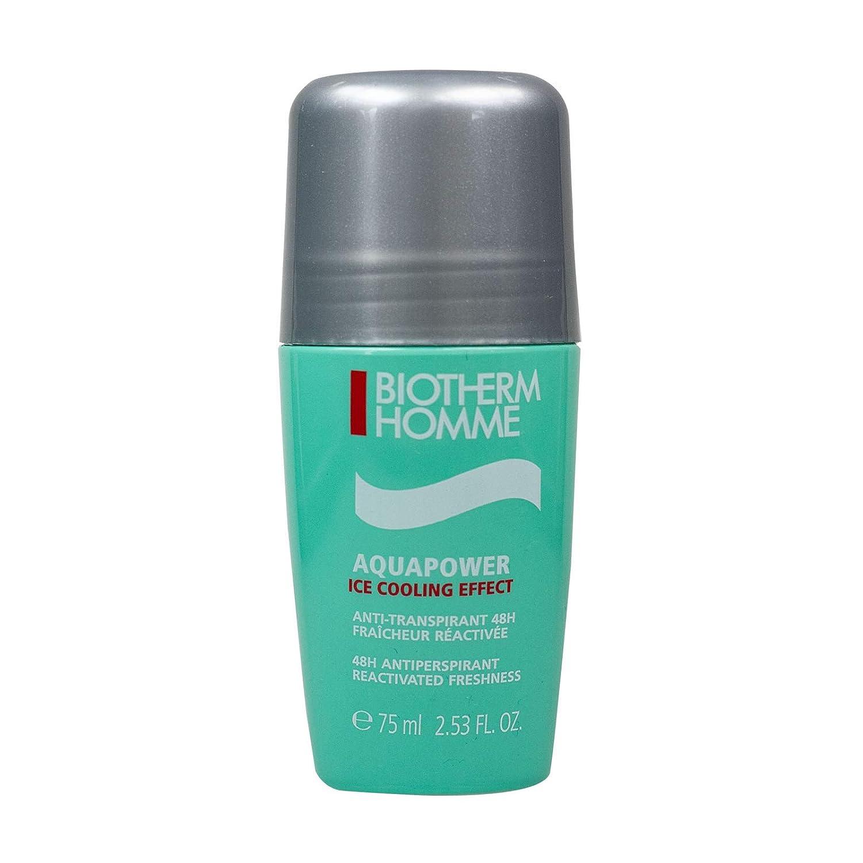 Biotherm HOMME AQUAPOWER deodorant roll-on 75 gr - kilograms