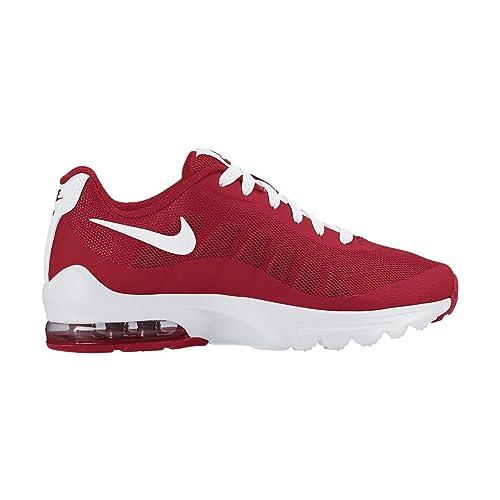 shop nike air max invigor rojo f7695 65352