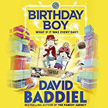 Birthday Boy Audiobook by David Baddiel Narrated by David Baddiel