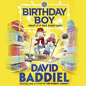 Birthday Boy Audiobook