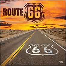 Route 66 2021 12 X 12 Inch Monthly Square Wall Calendar Usa United States Of America Scenic Rural Browntrout Publishers Inc Browntrout Publishers Editing Team Browntrout Publishers Design Team Browntrout Publishers Design Team