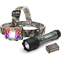 MOSSY OAK Tactical LED Flashlight Set