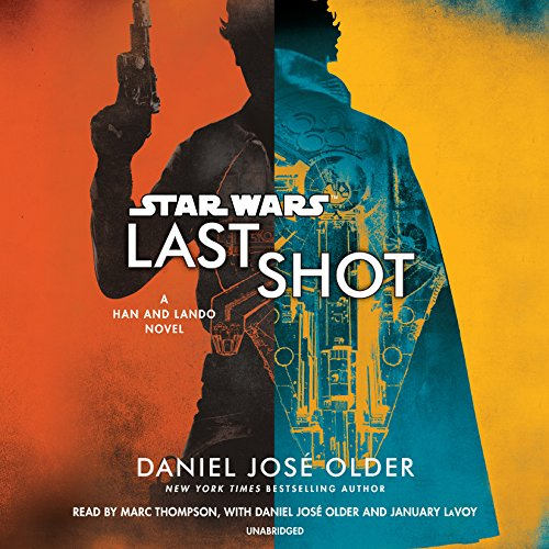 Book Cover: Last Shot