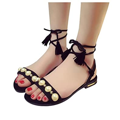 Summer Sandals Inkach Fashion Summer Sandals Women Flat Sandals Comfortable Shoes