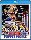 Attack Of The Puppet People [Blu-ray]