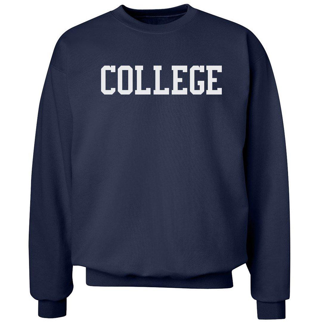 Animal House College: Unisex Ultimate Crewneck Sweatshirt 2672SM-$P