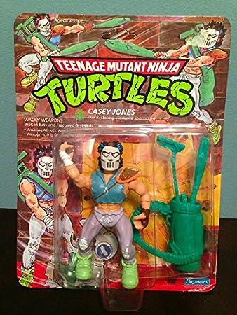 Teenage Mutant Ninja Turtles 1989 Casey Jones: Amazon.es ...