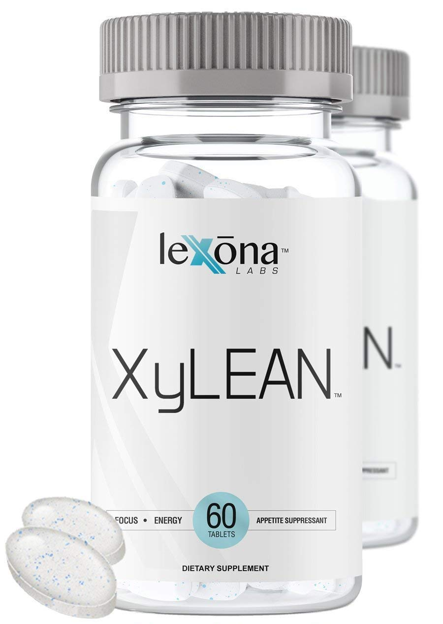 XyLEAN #1 Rated Diet Pills for Men & Women w/FDA Approved Phase 2 Carb Controller | Dr. Formulated Weight Loss Aid | Helps Curb Hunger, Reduce Water Retention, Burn Calories, Increase Energy | 60ct