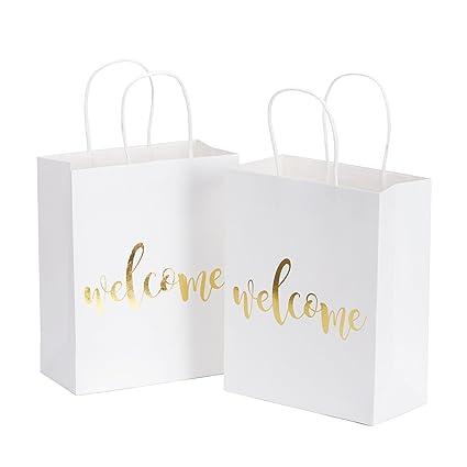 LaRibbons Medium Welcome Gift Bags