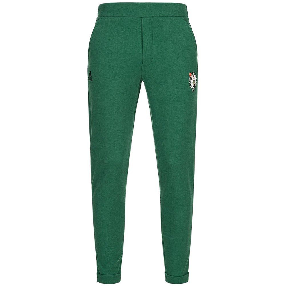 adidas Boston Celtics Entrenamiento NBA Pant b03361, Verde, XX ...