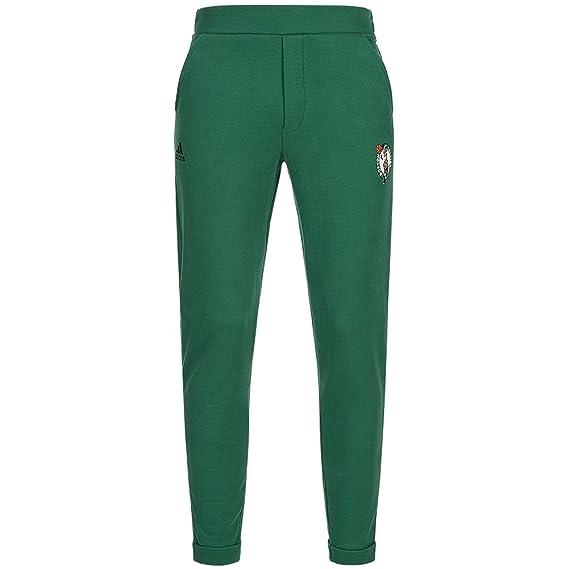 adidas Boston Celtics Entrenamiento NBA Pant b03361, Verde, Extra ...