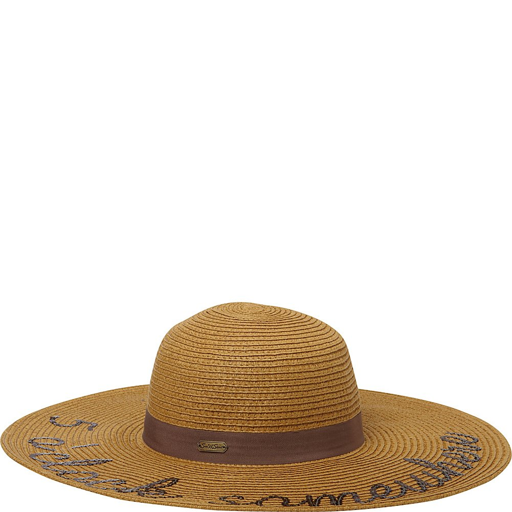 574f77647f3ac Sun  N  Sand Paper Braid Hat (Tan) at Amazon Women s Clothing store
