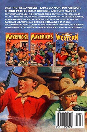 Mavericks: Longriders of the West, Volume 2 (The Five Mavericks)