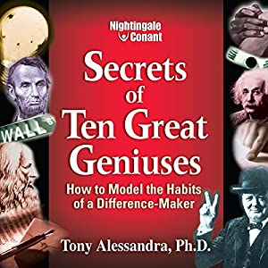 The Secrets of Ten Great Geniuses Speech