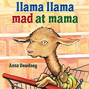 Llama Llama Mad at Mama Audiobook