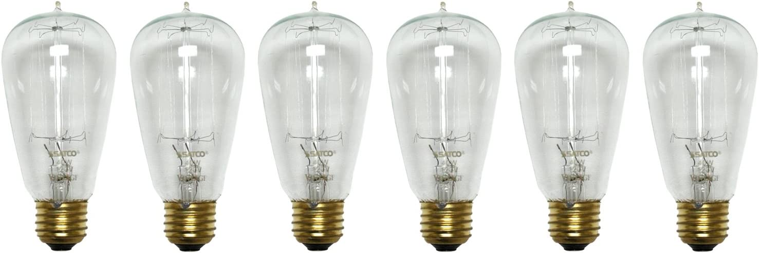 Vintage Edison Style Filament Light Bulb 120v 40w