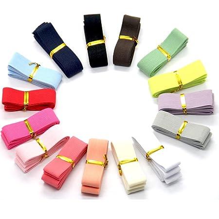Ewparts 15 yardas Cinta elástica de estiramiento colorido para las ...