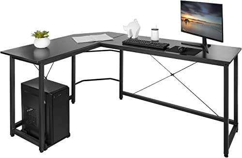AuAg L Shaped Computer Desk