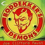 Boddekker's Demons: Pembroke Hall, Book 2 | Joe Clifford Faust