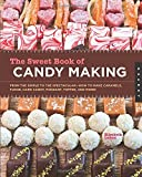 The Sweet Book of Candy Making: From the Simple to the Spectacular-How to Make Caramels, Fudge, Hard Candy, Fondant, Toffee, and More!