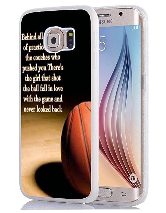 Galaxy S7 Edge CASE, Samsung Galaxy S7 Edge Funda Baloncesto ...