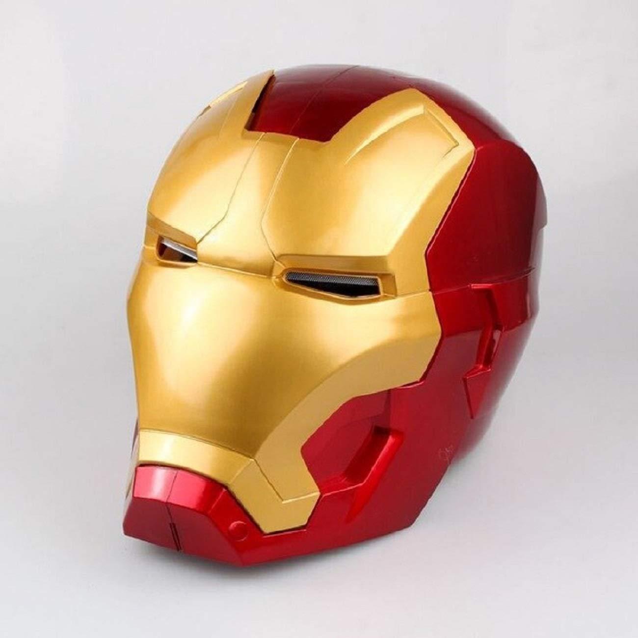 Avengers Marvel Legends Iron Man Electronic Helmet (1)